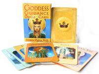 女神のオラクルカード