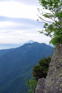 090719甲斐駒ケ岳6