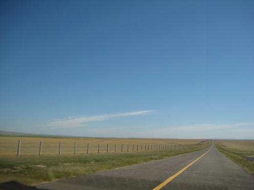 08年8月307満洲里~黒山頭鎮国境