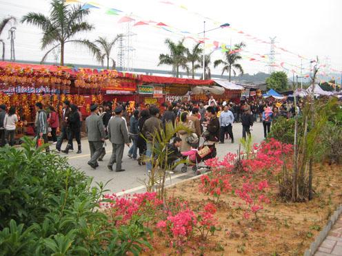 09年3月広州南海神廟1