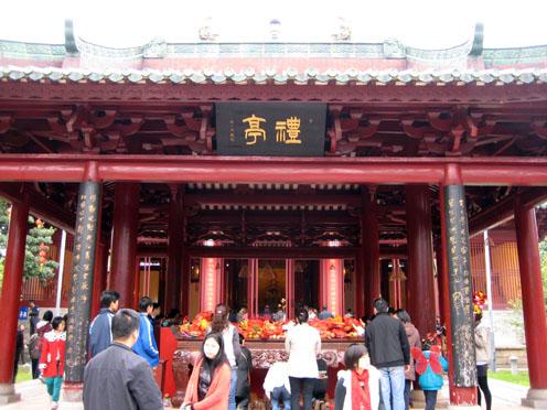 09年3月広州南海神廟5