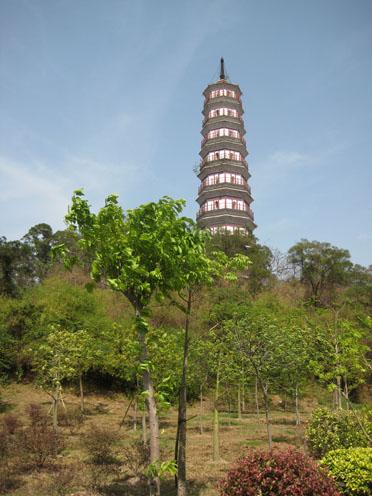 09年3月琶洲塔3