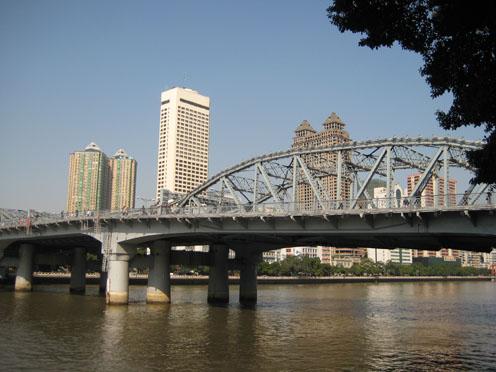 08年12月広州海珠橋#