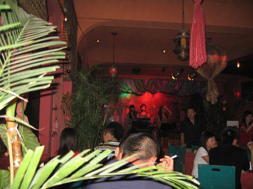 07年8月前海Bar#