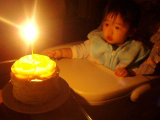 お誕生日④