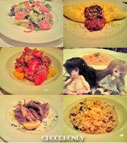 ディナー★
