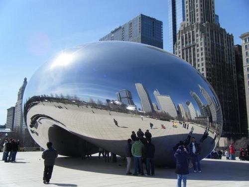 シカゴの有名なやつ
