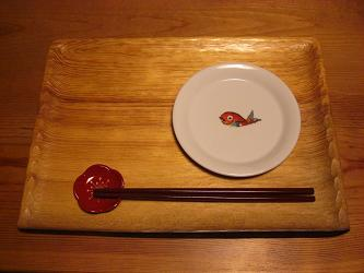 鯛のお皿2