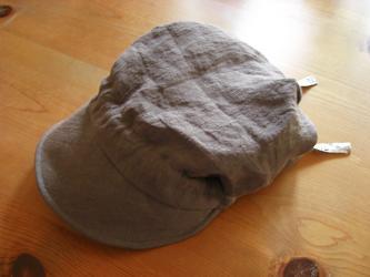 母クシュ帽子