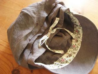 母クシュ帽子2