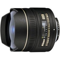 AF DX Fisheye-Nikkor ED 10.5mm F2.8G(ニコン)