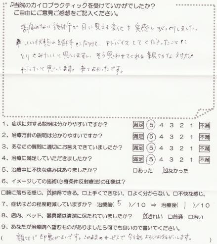 カイロ体験談090158