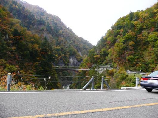 スーパー林道 橋