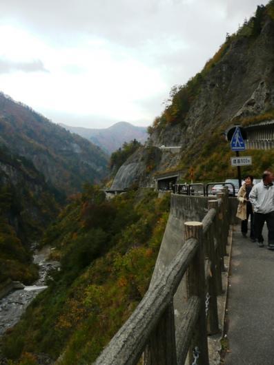ふくべの滝 渓谷
