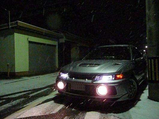 1月11日積雪(3)