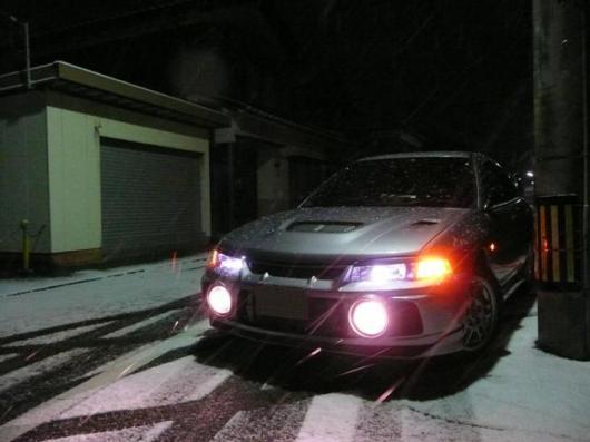 1月11日積雪(4)