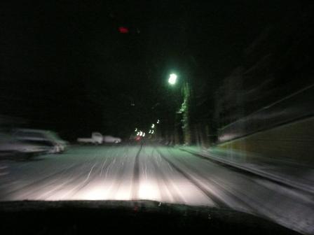 1月11日積雪(6)