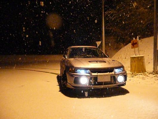1月11日積雪(10)