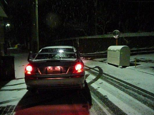 1月11日 積雪(2)