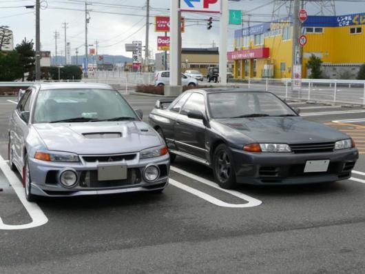1月13日R32 GTR