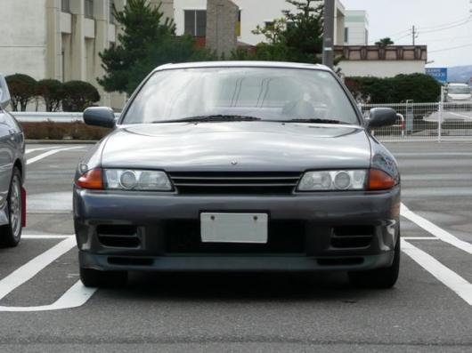 1月13日R32 GTR(2)