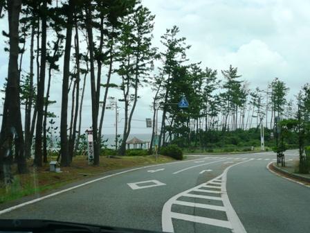 海岸線コース