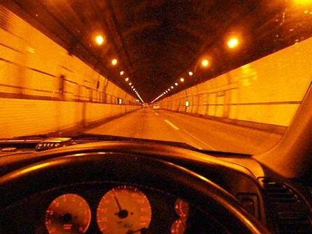 北陸道トンネル