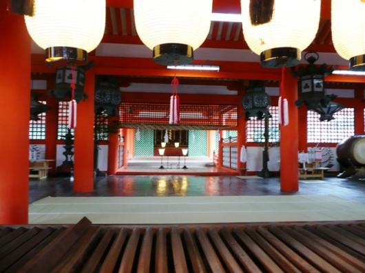 厳島神社 本社