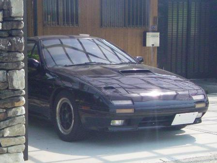 FC3S RX-7