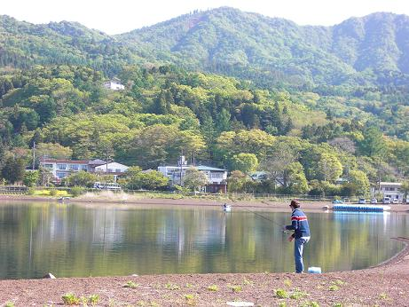 つり(山中湖.3JPG