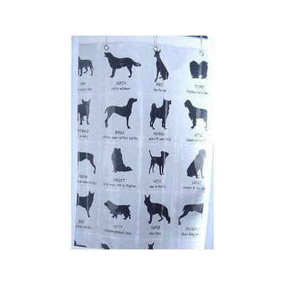 dogカーテン
