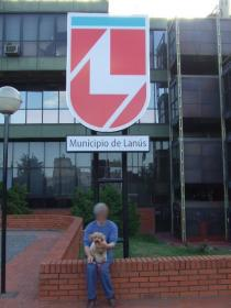 市役所5ラヌースのロゴ