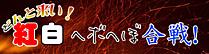 紅白ヘボへぼ合戦2009