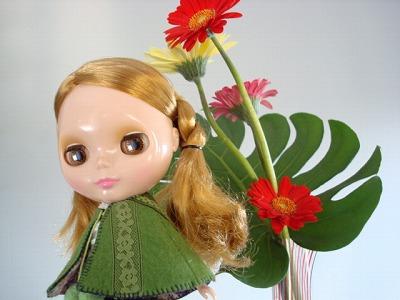 お花ととみー