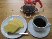 ニューイヤーバームとコーヒー