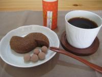 福壽堂のお菓子と珈琲