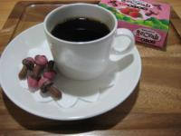 きのこの山とコーヒー