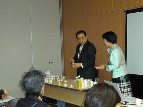 報告08-3期③安部司特別講座