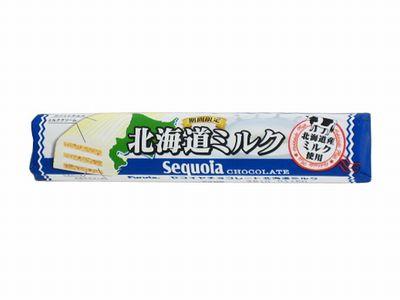フルタ--セコイヤチョコレート 北海道ミルク。