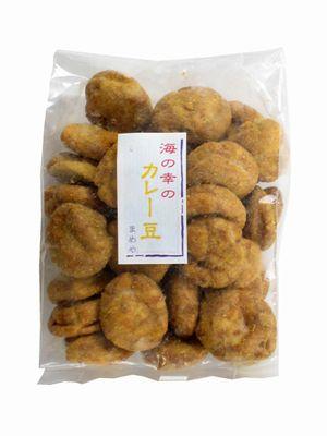 鎌倉まめや--海の幸のカレー豆(7月限定)。