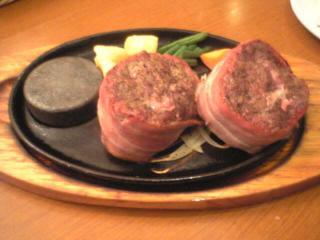 ステーキのどん どんどんステーキ2130円