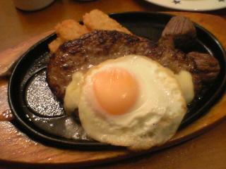 ステーキのどん DonDonハンバーグ