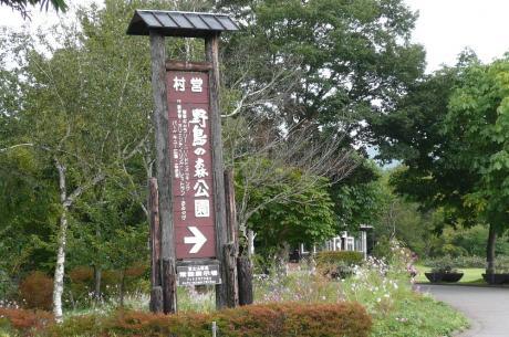 野鳥の森公園