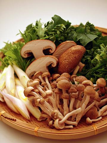 温泉湯とうふ:野菜