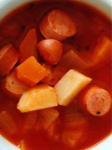 トマトジュース・スープ