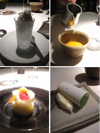 Astrance dessert