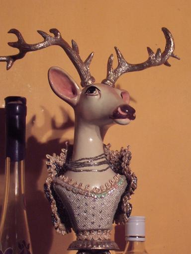 deer...oh dear!
