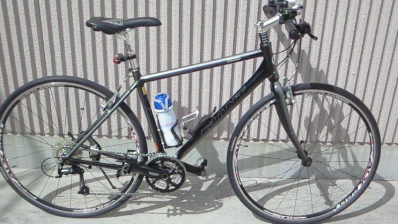 自転車の escape r3 自転車 : ESCAPE R3 ...
