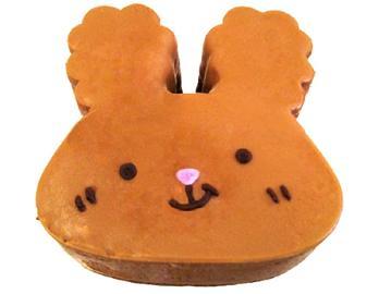 キャラクターの顔型クリスマスケーキ予約開始-モココ&チココのケーキ屋さん