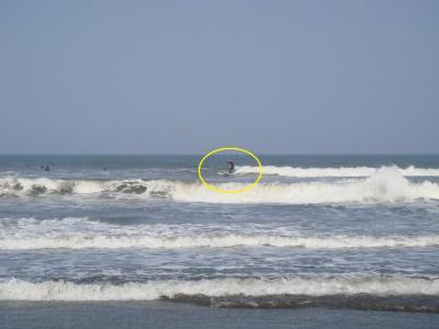 2008,4,29 今年初めての日本の海